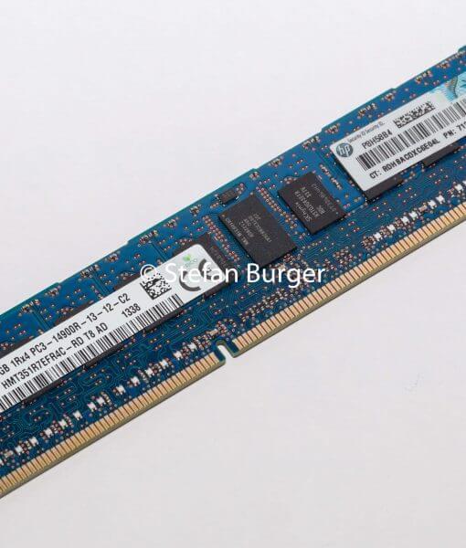HP 4GB RAM ECC gebraucht