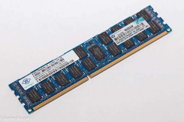 HP 500205-071 8GB RAM ECC gebraucht