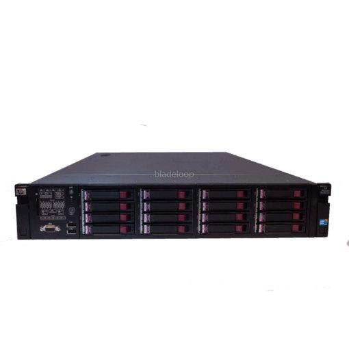 HP DL380 G7 16SFF Server gebrauch, Vorderseite, Vorderseitet