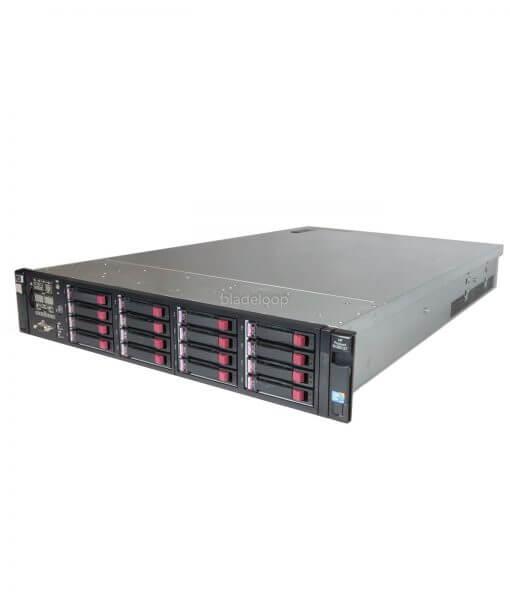 HP DL380 G7 16SFF Server gebrauch, Vorderseitet