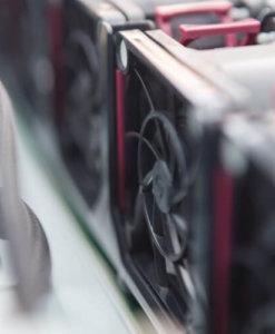 Server Lüfter bladeloop