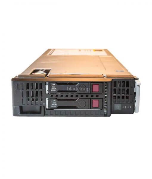 Gebrauchter HP Blade Server BL460c Gen8, Vorderseite