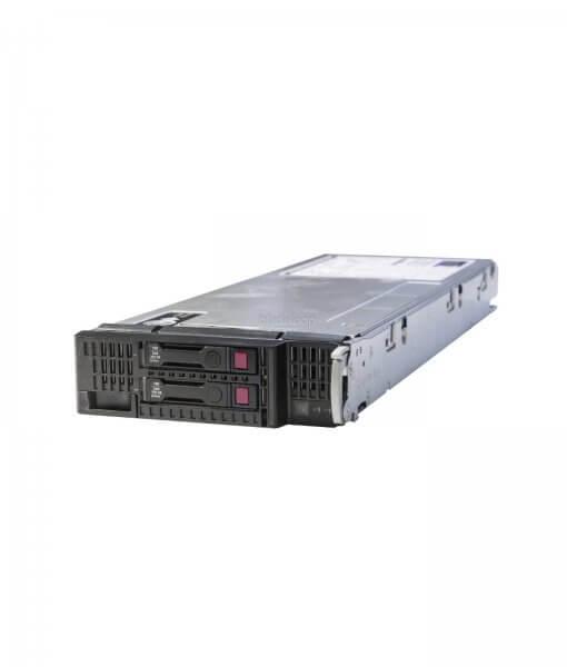 Gebrauchter HP Blade Server BL460c Gen8 Blade Server, Vorderseite