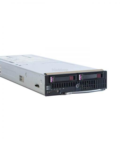 Gebrauchter HP BL460c G6, Vorderseite