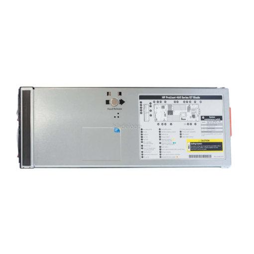 Gebrauchter HP BL460c G7, Oberseite