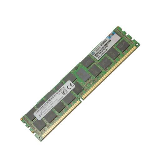 HP 16GB DDR3 PC3 12800R 672612-081 Gebrauchter Server RAM Speicher