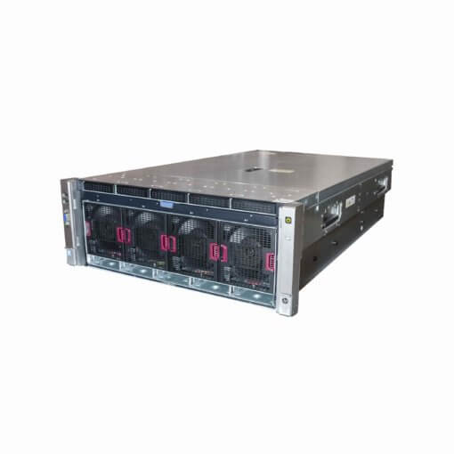 Gebrauchter Server, HP Proliant DL580p Gen8, Front