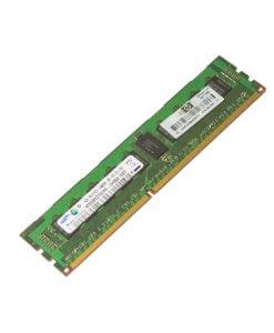HP 4GB DDR3 PC3 10600R 591750-371 Gebrauchter Server RAM Speicher