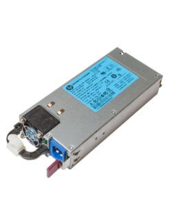 HP Platinum Plus Netzteil, Power Supply, PSU, 460W, Common Slot, 643931-001 660184-001 656362-B21 643954-101 für gebrauchte Server