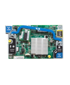 HP Samrt Array BL460c Gen8 P220i RAID Controller für gebrauchte Blade Server, oben