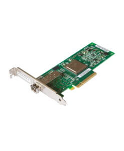 HBA HP StorageWorks 81Q AK344A QLE2560 FC HBA perspektivisch