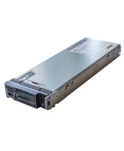 HP BL460c Gen10 Blade Server perspektivisch, günstiger, gebrauchter Server.