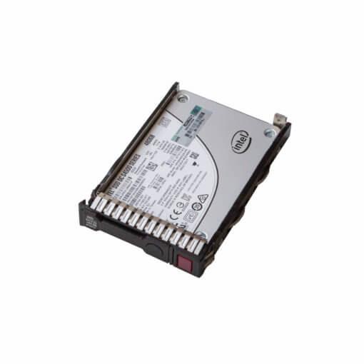 HP 480GB SATA 6G SSD, SFF, 878846-001 Intel-DC S4500