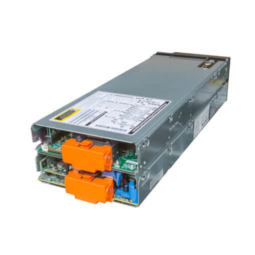 HP WS460c Gen9 Graphics Server Blade mit NVIDIA GRID K1 GPU für HP c7000 Enclosure als gebrauchter Server, Rückseite