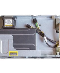 HP WS460c Gen9 Graphics Server Blade mit NVIDIA GRID K1 GPU für HP c7000 Enclosure als gebrauchter Server, Oben
